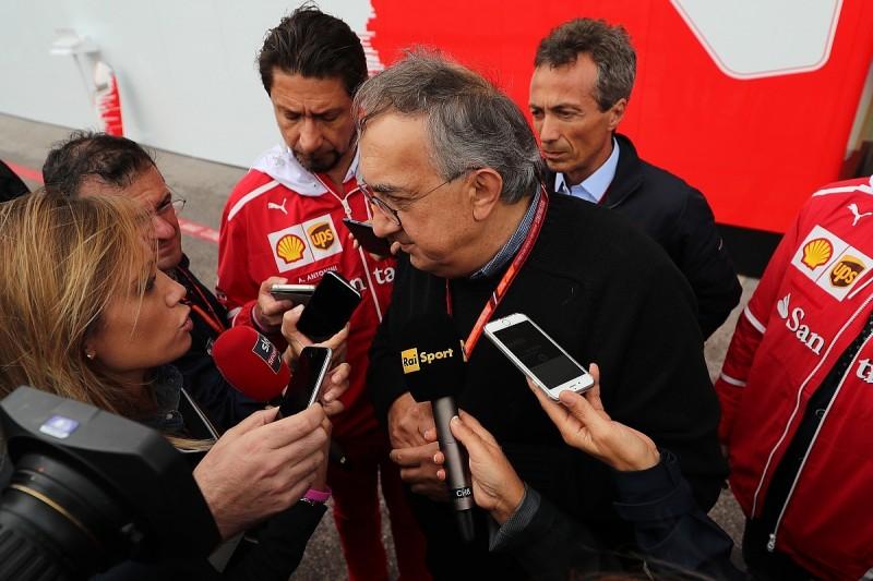 Blaming Ferrari bosses for F1 2017 troubles 'idiotic' - Marchionne