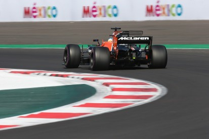 Fernando Alonso says McLaren's F1 car is best on the grid in Mexico
