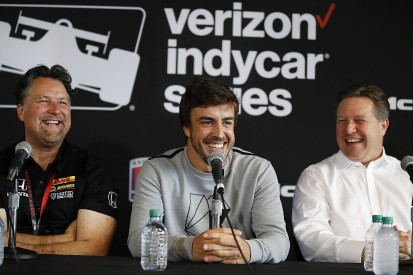 Andretti IndyCar team hopeful of McLaren Indy 500 tie-up for 2018