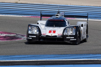 First shots of Porsche's new WEC LMP1 car highlight rules changes