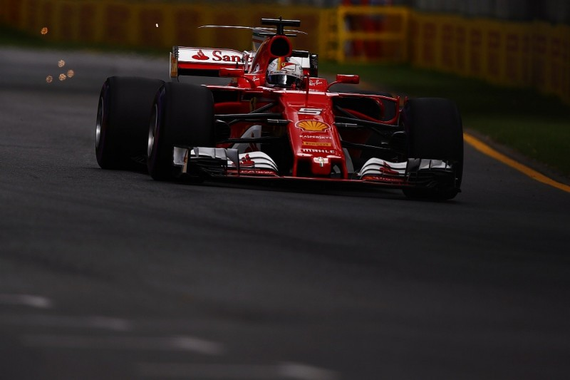 F1 Australian GP: Ferrari driver Vettel fastest in final practice