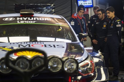 Hyundai WRC driver Neuville explains Rally Sweden accident