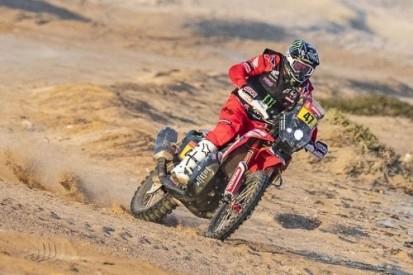 Honda feiert Doppelsieg bei Rallye Dakar: Benavides gewinnt vor Brabec