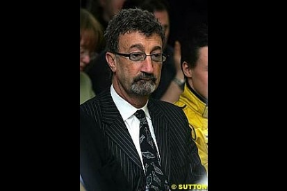 Out but not Down: Interview with Eddie Jordan