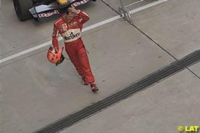 Wounded Giant: Analysis of Ferrari's Crisis