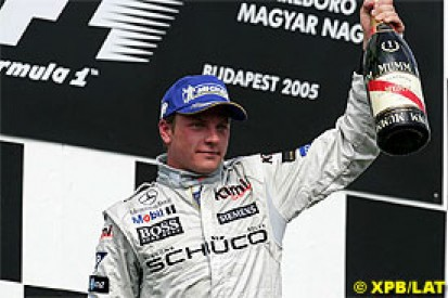 The 2005 Hungarian Grand Prix Review