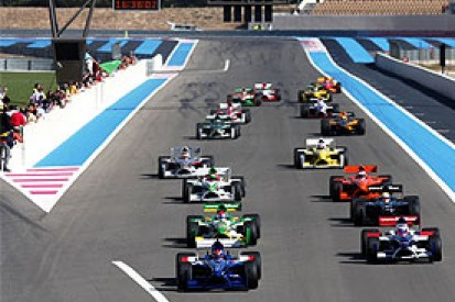 Test the Nation: the Debut of A1 GP