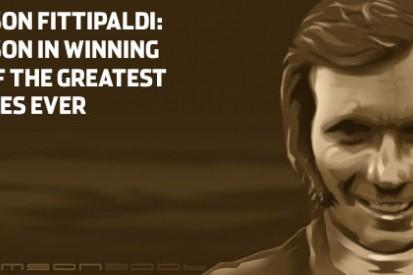 Masters Degree: Emerson Fittipaldi