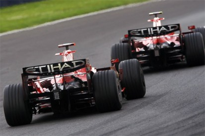 Felipe Massa: Chasing Shadows