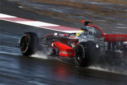 Rain Man: Analysis of the British GP