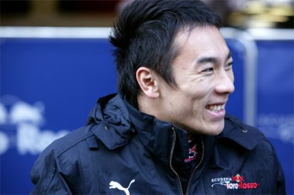 Holding out for pastures new: Interview with Takuma Sato