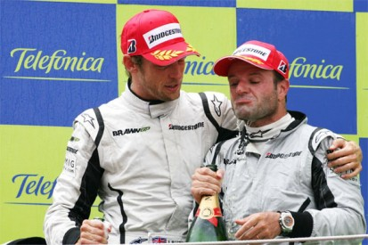 Barrichello on the one that got away