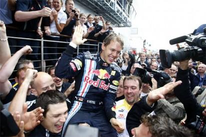Red Bull vs Brawn: The balance of power