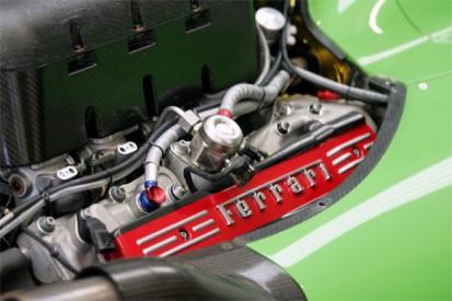 A1GP & Ferrari: The look of love