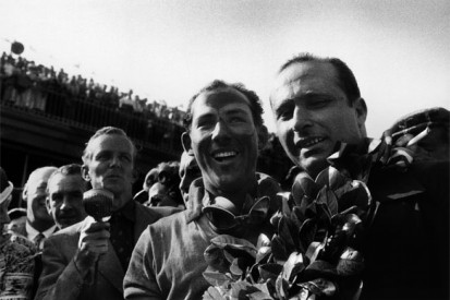 From the archives: Stirling Moss's first GP victory