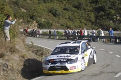 Petter Solberg's exclusive Catalunya Rally column