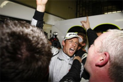 How Button got the job done in Brazil