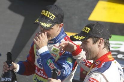 WRC title showdown preview