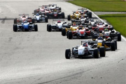 How British F3 weathered the storm