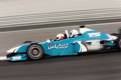 Exclusive: We lap Abu Dhabi with Martin Brundle