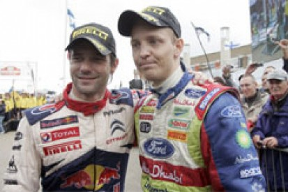 How Hirvonen gave Loeb the fight of his life