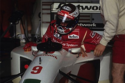 Remembering 1993's F1 young driver test
