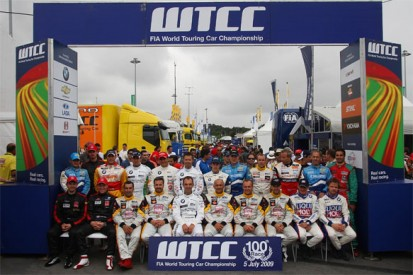 The top 10 WTCC drivers of 2009