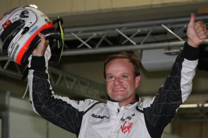 Barrichello: Still going strong at 37