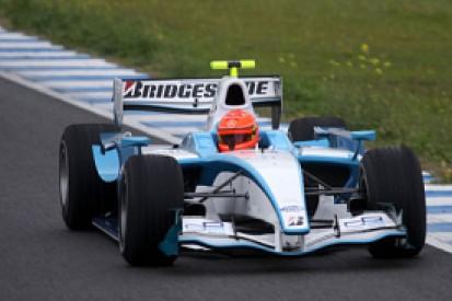 Why Schumacher can win again