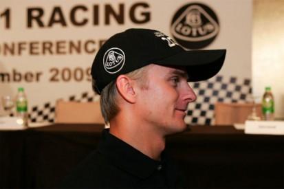 Heikki Kovalainen interview uncut