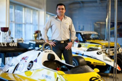 Exclusive interview with Renault team boss Eric Boullier
