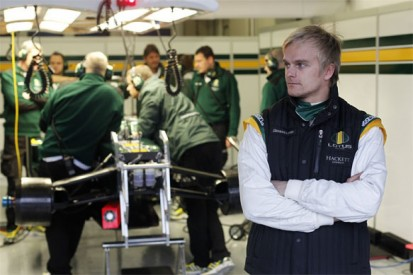 Why Lotus is the right choice for Kovalainen