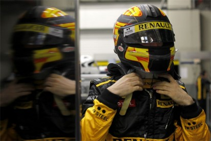 Kubica: The right man for Renault