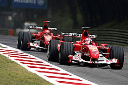 Why Schumacher needs time to shine