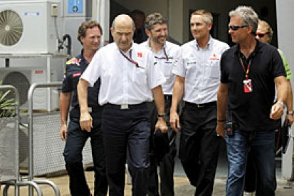 Contemplating the future of KERS in F1