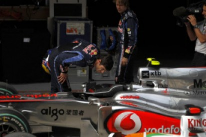 David Coulthard previews the Chinese GP