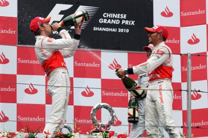 Inside McLaren's Chinese GP one-two