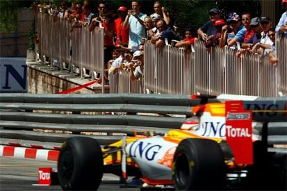 Zoom in: Monaco Grand Prix
