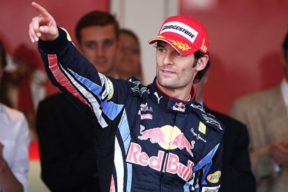 How Webber turned into the man of the moment