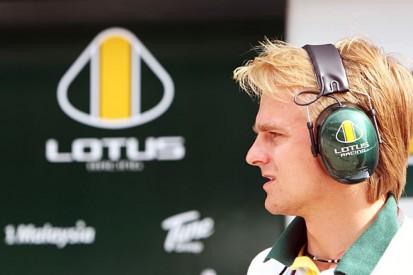 A man reborn: interview with Heikki Kovalainen