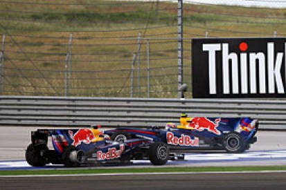 The inconvenience of Webber's speed