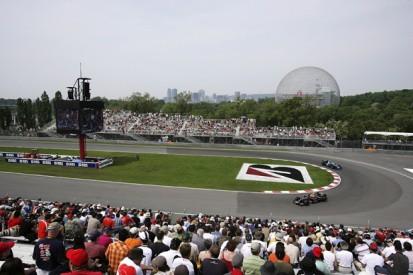 Zoom in: Canadian Grand Prix
