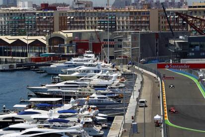 Zoom in: European Grand Prix