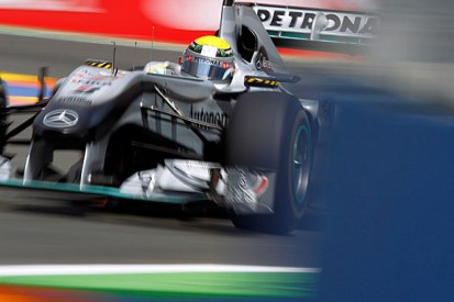 Mercedes: How good form is hard to find