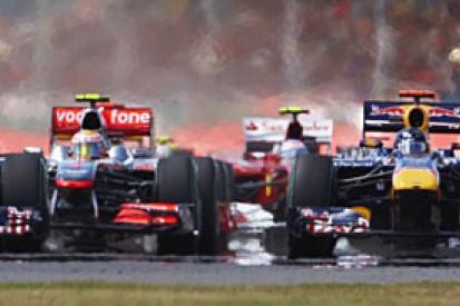 Half-term report: Rating the F1 grid