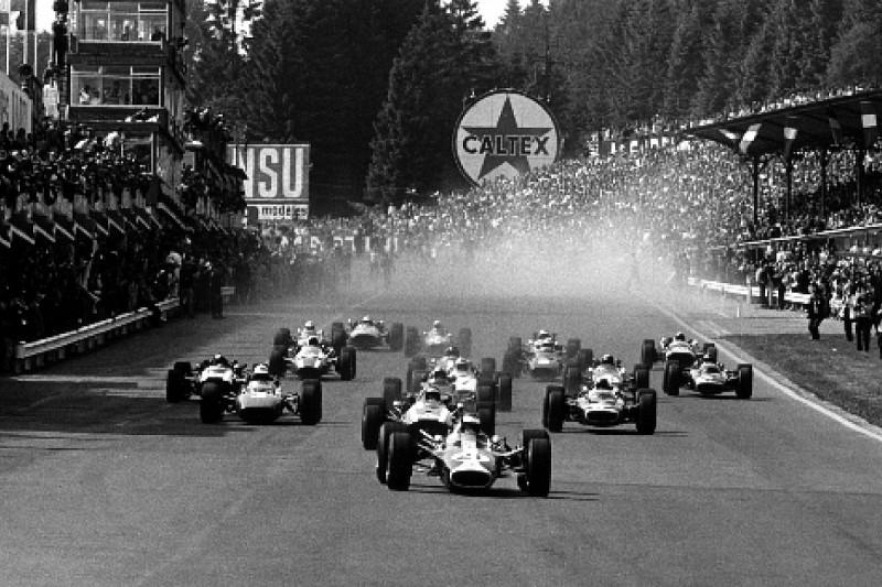 Grand Prix Gold: Belgium 1967