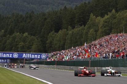 Zoom in: Belgian Grand Prix