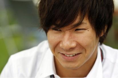 Kobayashi on earning his place in Formula 1