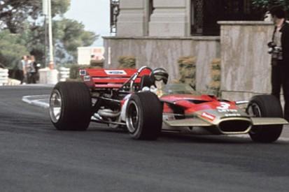 Jochen Rindt tribute: Monaco 1970