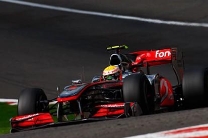 How Hamilton mastered the Belgian GP
